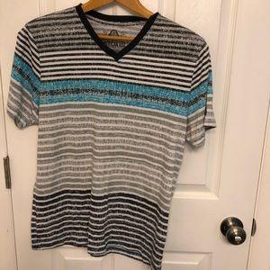 🆕 American Rag Striped T-shirt Size M